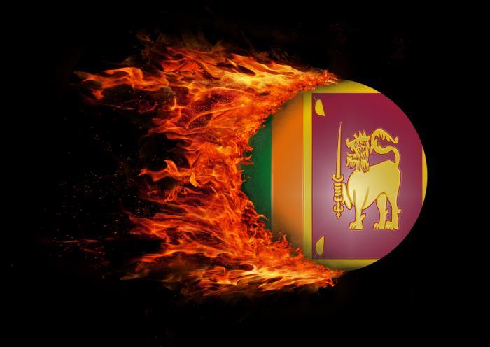 Sri Lanka' economic growth via crisis is not sustainable.