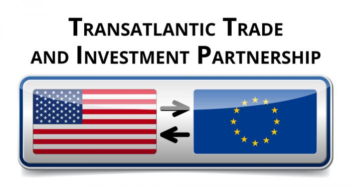 Ruffling feathers over chicken dinners at the TTIP talks.