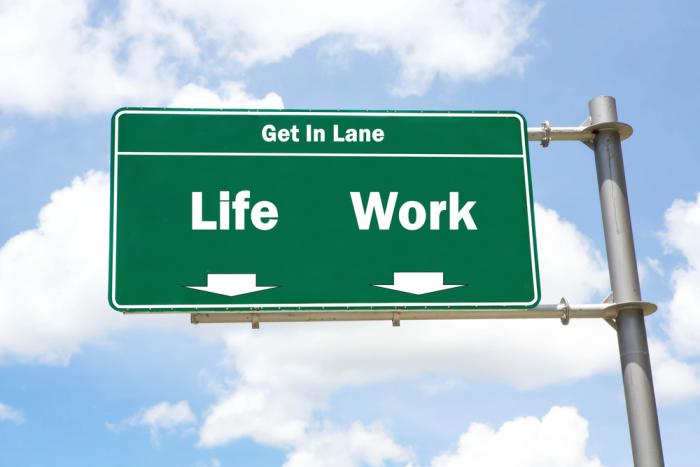 Achieving a work-life balance should be an attainable goal.