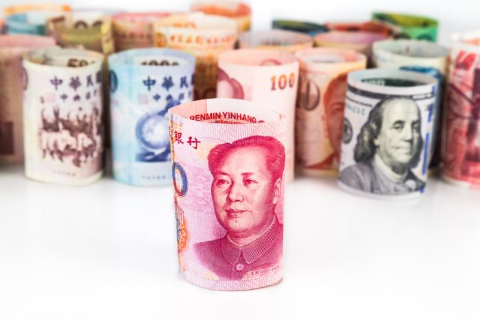 The renminbi joins the SDR club.