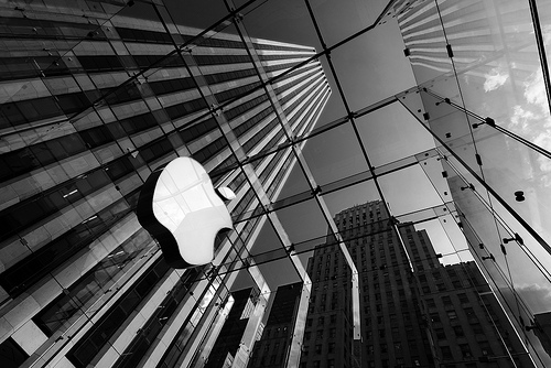 The Mystery Of Apple's Crashing Stock Price