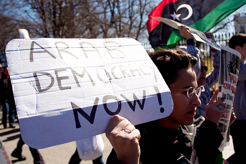 Premature Speculation: The Arab Spring Cannot Be Considered as Democracy's Fourt