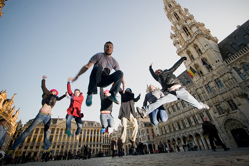 Less Government, Less Problems: Belgium, 450 Days Later