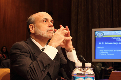 Bernanke's Great Deception: Is The Federal Reserve Waging A War On Savers & Pens