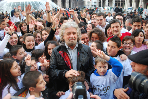 The Comedian Cometh: Why Beppe Grillo's Success Is No Laughing Matter