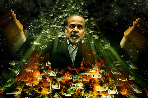 "Sympathy For The ""Devil"" – Why The Bernanke Bashing Is Uncalled For: Raghuram Ra"