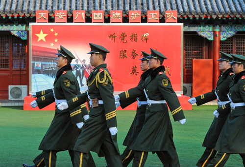 Is The US Responsible For China's Military Build-Up?