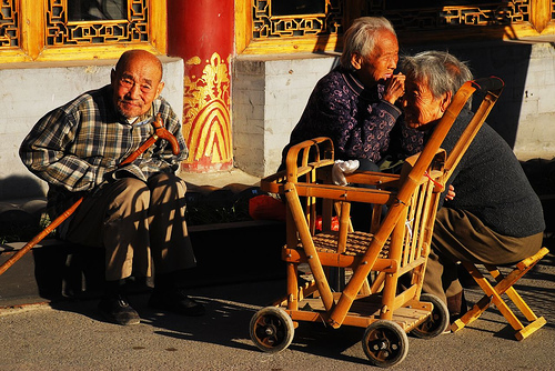 China's Ageing Population: Will the Country Grow Old Before It Gets Rich?