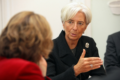 Why the Eurozone Must Stop Blackmailing the IMF: Simon Tilford