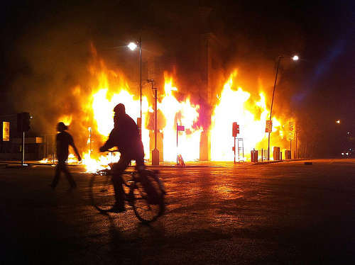Anarchy in the UK: The Socio-Economic Factors Behind The London Riots