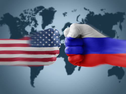 Russia vs. The US: Superpowers Bluff Over Ukraine?