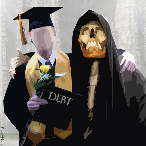 When Will The $1 Trillion Student Debt Bubble Burst?