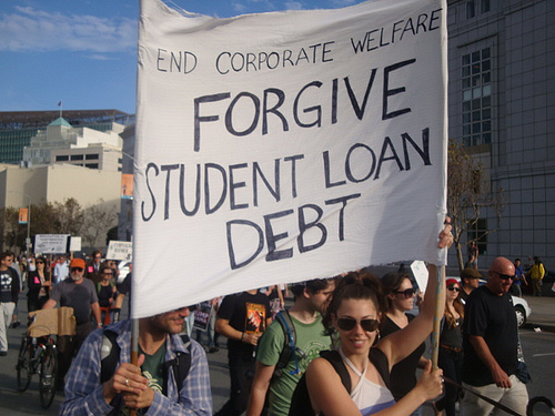 The Student Loan Debt Time Bomb