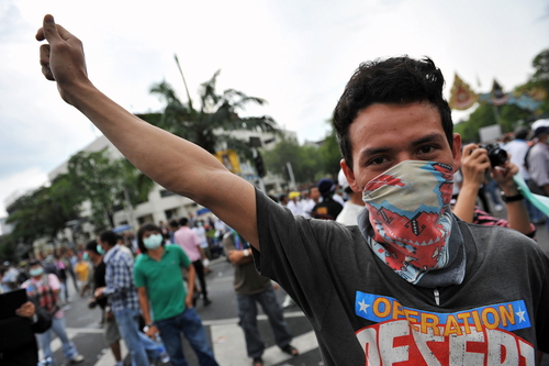 Why Protests And Civil Unrest Are Growing Around The World