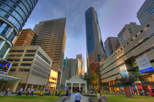 The Trouble with the Singapore Workplace