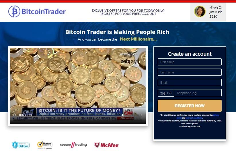 auto bitcoin trader