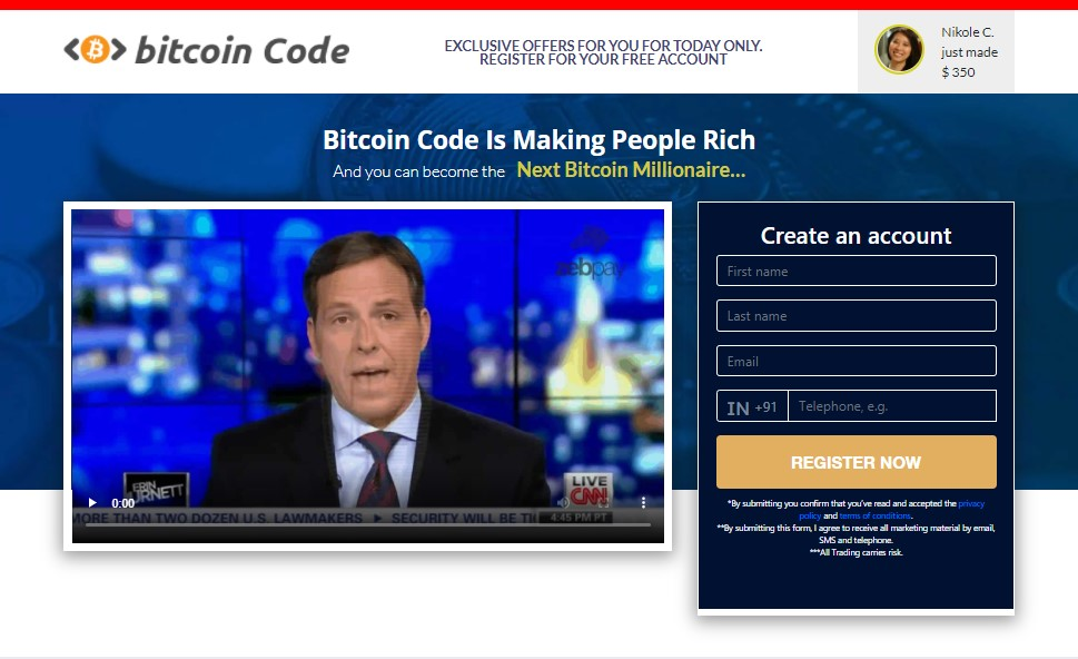 bitcoin trading live chat)