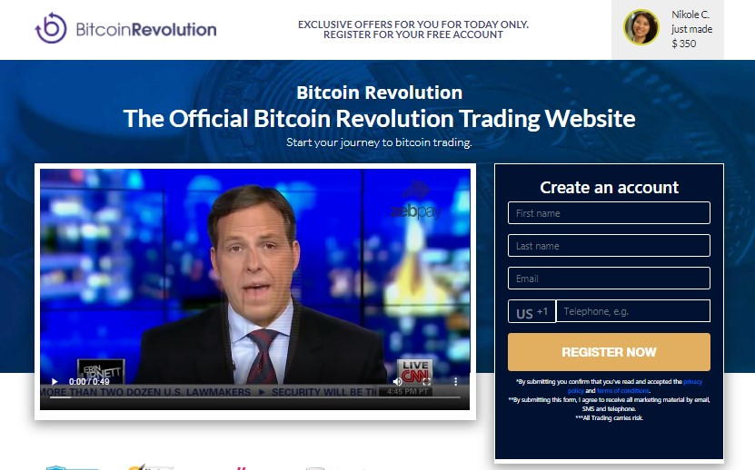 bitcoin revolution system review)