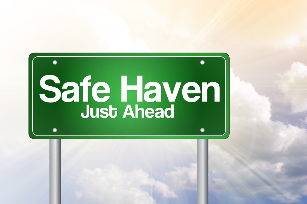 Know your safe havens to help ease inevitable market shocks.