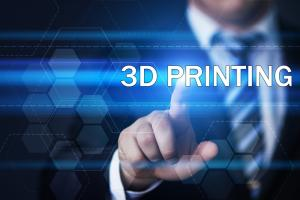 The next IT revolution is called 3D printing.