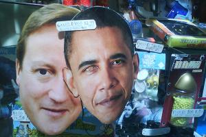 United:Cameron and Obama are struggling to get their derailed economies on track