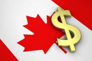 The Canadian dollar has appreciated the most against the U.S.dollar.