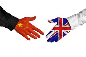 The UK is risking its relationship with the US in its dealings with China.