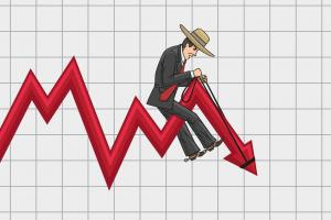 When equity markets become the wild west.