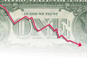 Disappointing data doomed the dollar last week.