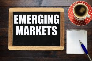 Emerging markets tend to weaken in advance of an FOMC meeting.