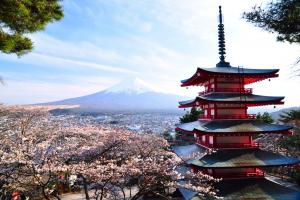 Japan's tourism industry is booming.