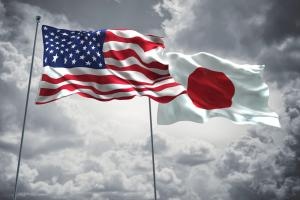 The economic connection between Japan and the US is strong.