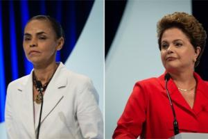 Too Close to Call for Marina and Dilma?