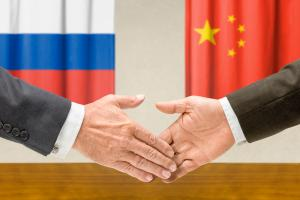 Russia looks east for new political allies.