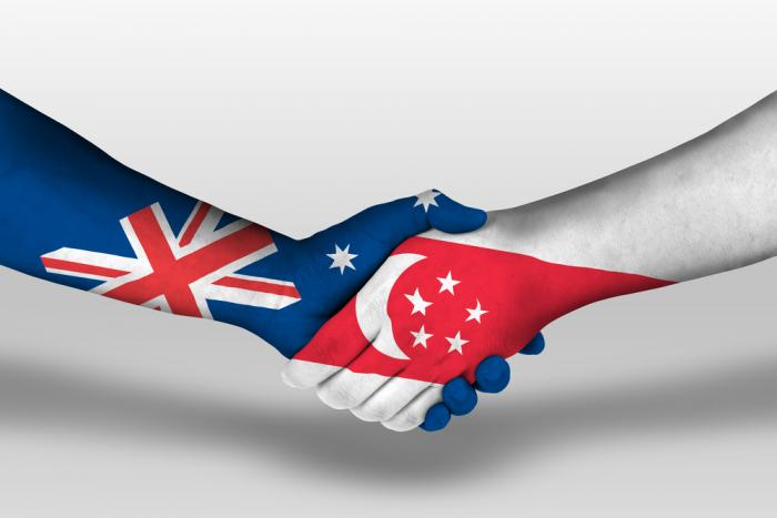 The new defense deal with Australia is a win for Singapore.