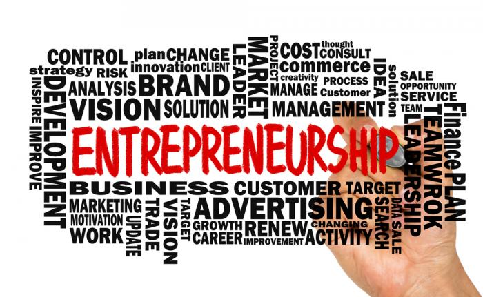 Bring entrepreneurial characteristics into your life.