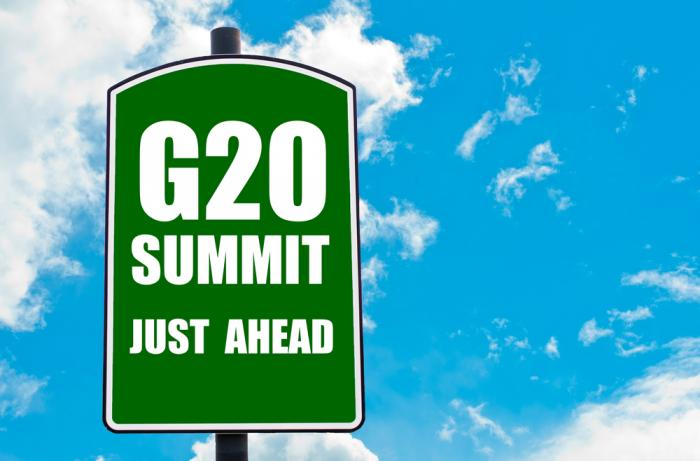 The G20 needs to adjust to a new world.