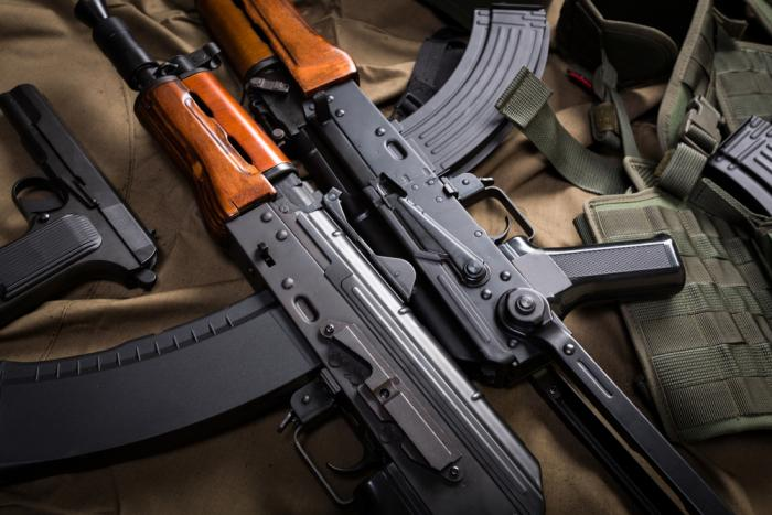Gun makers face a new lawsuit related to their products' sale.