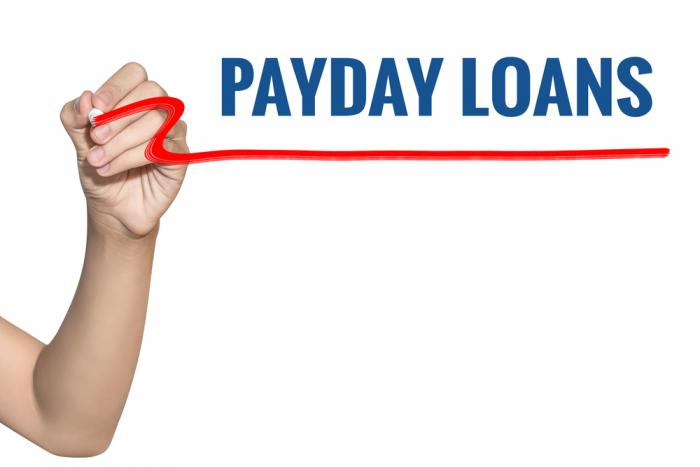 A new rule may wipe out the payday loan business.