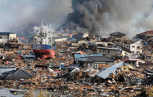 Japan Tsunami Costs