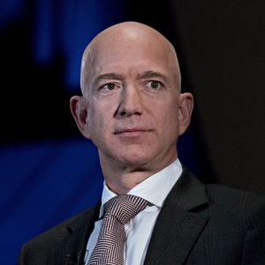 Jeff Bezos - Bitcoin