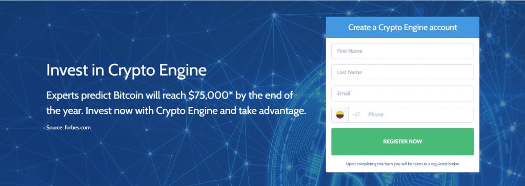 How to Create a Crypto Engine Account