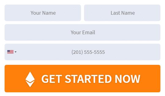 Ethereum Trader Account