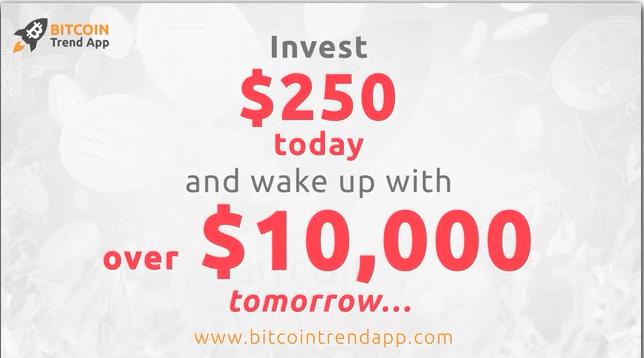 Bitcoin Trend App