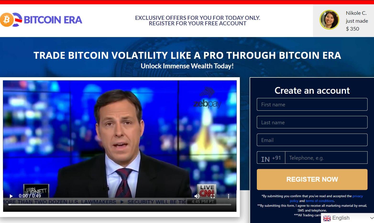 Bitcoin Era Robot