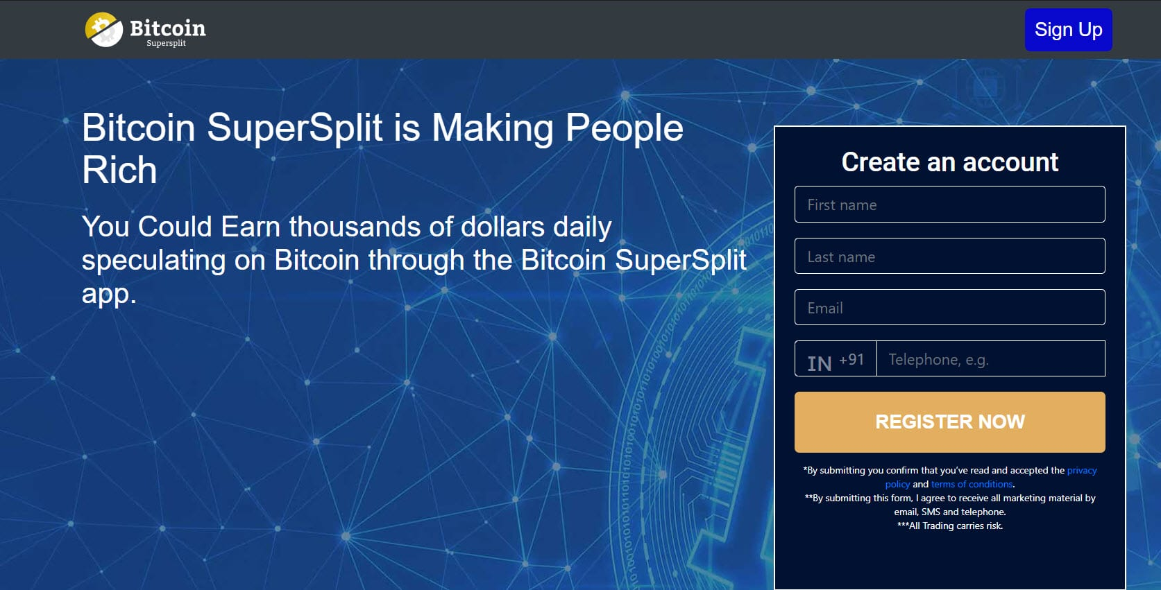 Bitcoin Supersplit Review