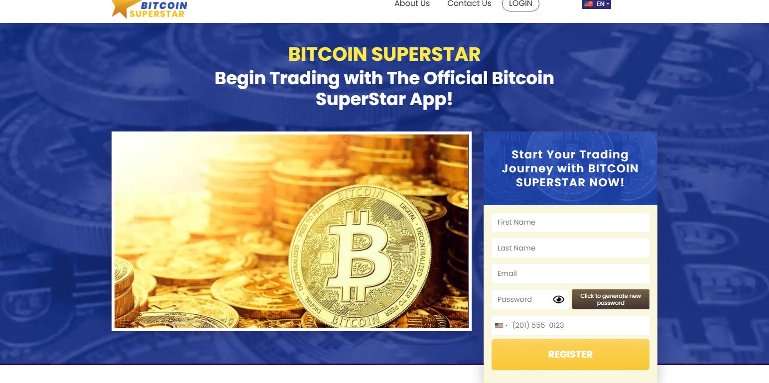 Bitcoin Superstar Account