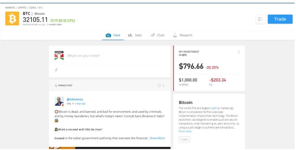 acquista bitcoin con amex