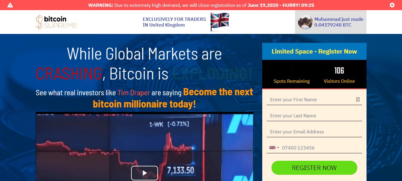 Bitcoin Supreme