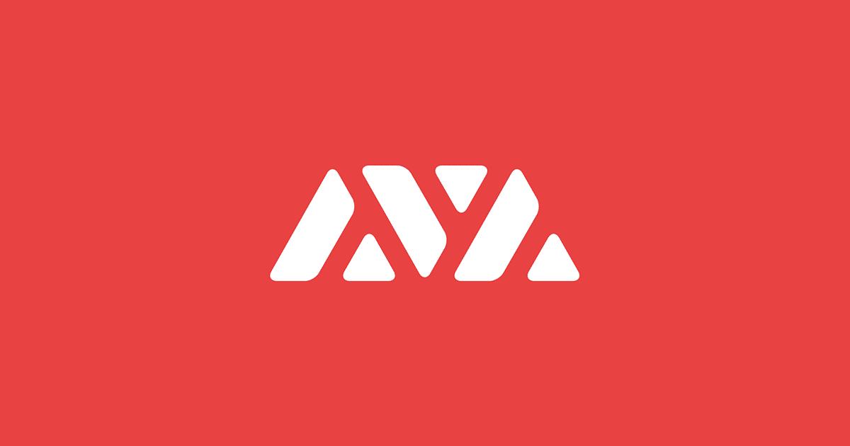 avalanche crypto logo